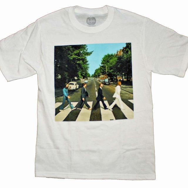 Beatles T Shirt | Beatles Abbey Road T-Shirt