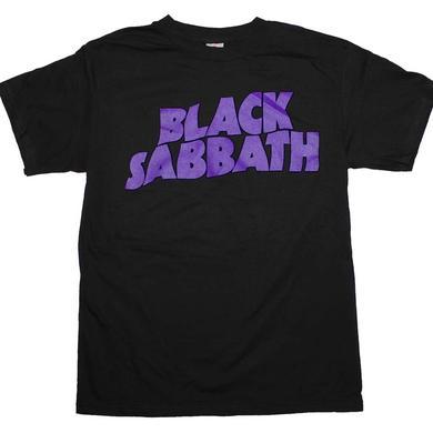 Black Sabbath T Shirt | Black Sabbath Logo T-Shirt