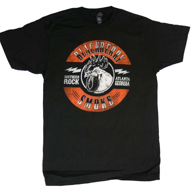 Blackberry Smoke T Shirt | Blackberry Smoke Rooster T-Shirt
