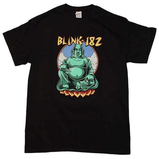 Blink 182 T Shirt | Blink 182 Buddha T-Shirt