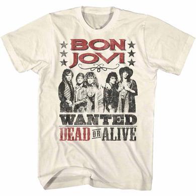 Bon Jovi T Shirt | Bon Jovi Dead or Alive T-Shirt