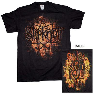 Slipknot T Shirt | Slipknot Radio Fires T-Shirt