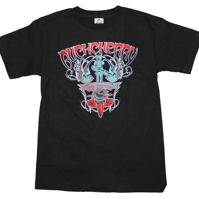Buckcherry T Shirt | Buckcherry Los Angeles T-Shirt