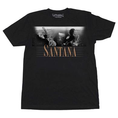 Carlos Santana T Shirt | Carlos Santana Here and Then T-Shirt