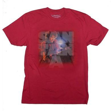 Carlos Santana T Shirt   Carlos Santana Mirage T-Shirt