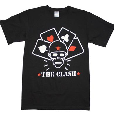 The Clash T Shirt | The Clash Straight to Hell Cards T-Shirt