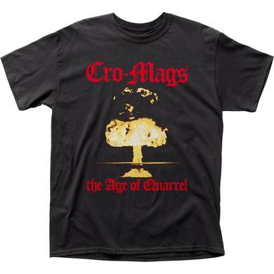 Cro-Mags T Shirt | Cro-Mags Age of Quarrel T-Shirt