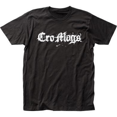 Cro-Mags T Shirt | Cro-Mags Logo T-Shirt