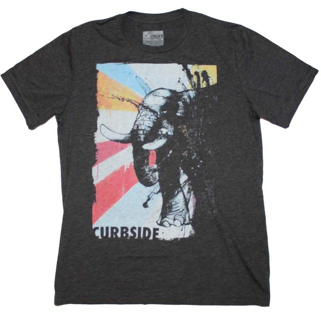 Designer Streetwear T Shirt   Curbside Clothing Awake Triblend T-Shirt
