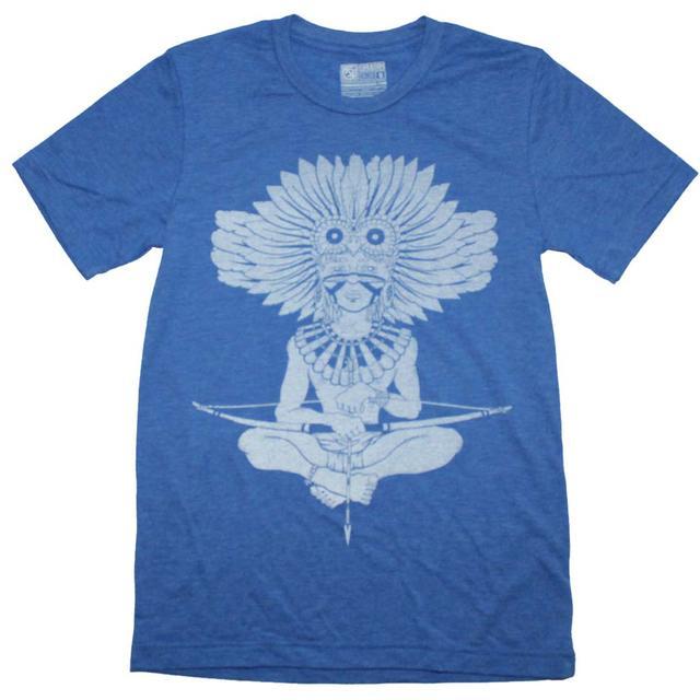 Designer Streetwear T Shirt | Curbside Clothing Native Tri-Blend Designer T-Shirt