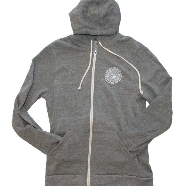 Designer Streetwear T Shirt | Curbside Clothing Heather Gray Rotation Designer Hoodie