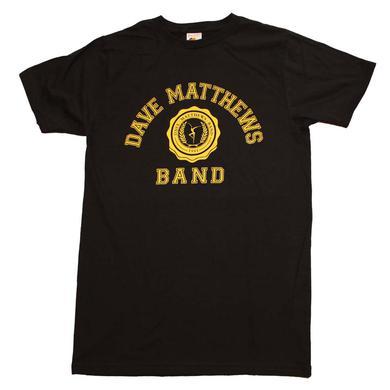 Dave Matthews T Shirt | Dave Matthews Band Collegiate Logo T-Shirt