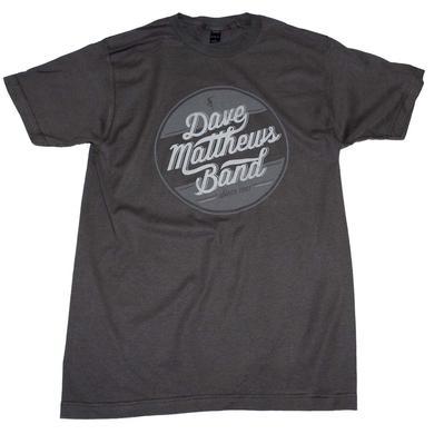 Dave Matthews Band T Shirt | Dave Matthews Circle Logo T-Shirt
