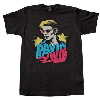 David Bowie T Shirt | David Bowie Starman Soft T-Shirt