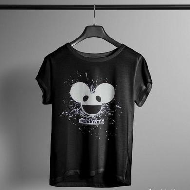 Deadmau5 T Shirt | Deadmau5 Burst Mau Glow Logo T-Shirt