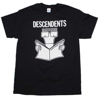 Descendents T Shirt | Descendents Everything Sucks T-Shirt