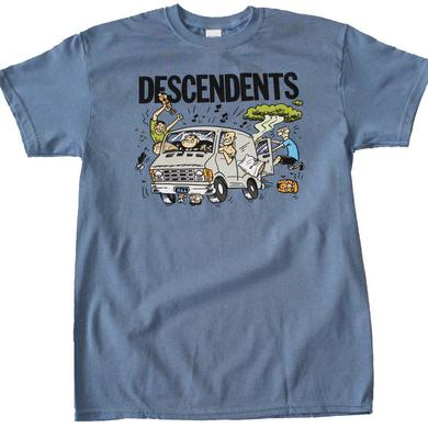 Descendents T Shirt | Descendents Van T-Shirt