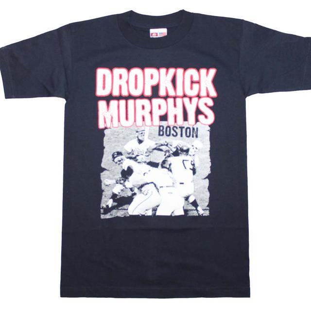 Dropkick Murphys T Shirt   Dropkick Murphys Baseball Brawl T-Shirt
