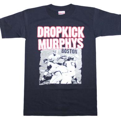 Dropkick Murphys T Shirt | Dropkick Murphys Baseball Brawl T-Shirt