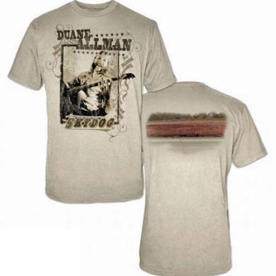 Duane Allman T Shirt | Duane Allman Skydog T-Shirt