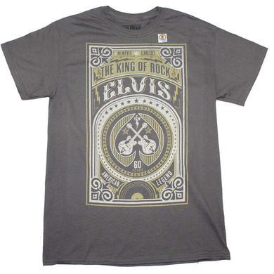 Elvis Presley T Shirt | Elvis Presley 60 Years Legend T-Shirt