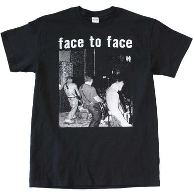 Face to Face T Shirt | Face to Face Live T-Shirt
