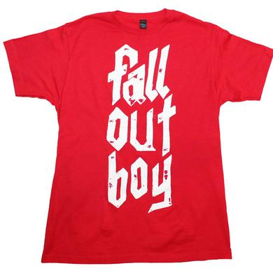 Fall Out Boy T Shirt | Fall Out Boy Metal Stack Soft T-Shirt