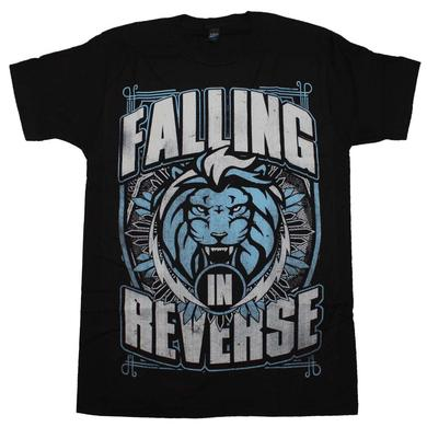 Falling in Reverse T Shirt | Falling in Reverse Lion Shield T-Shirt