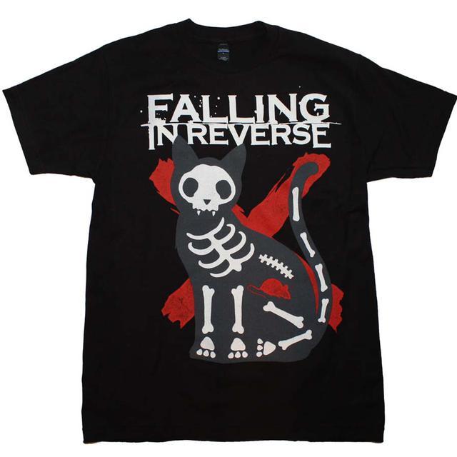 Falling in Reverse T Shirt | Falling in Reverse X-Ray Cat T-Shirt