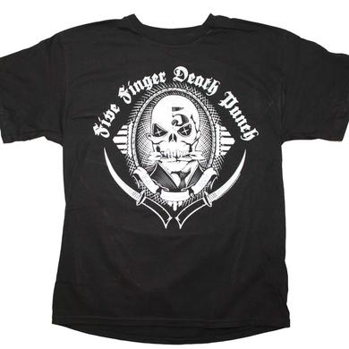 Five Finger Death Punch T Shirt | Five Finger Death Punch Get Cut T-Shirt
