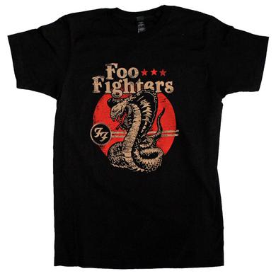 Foo Fighters T Shirt | Foo Fighters Cobra Soft T-Shirt