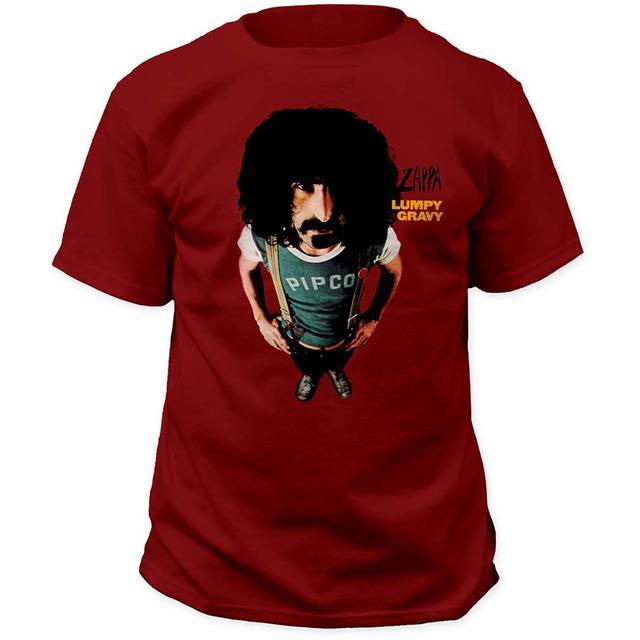 Frank Zappa T Shirt   Frank Zappa Lumpy Gravy T-Shirt