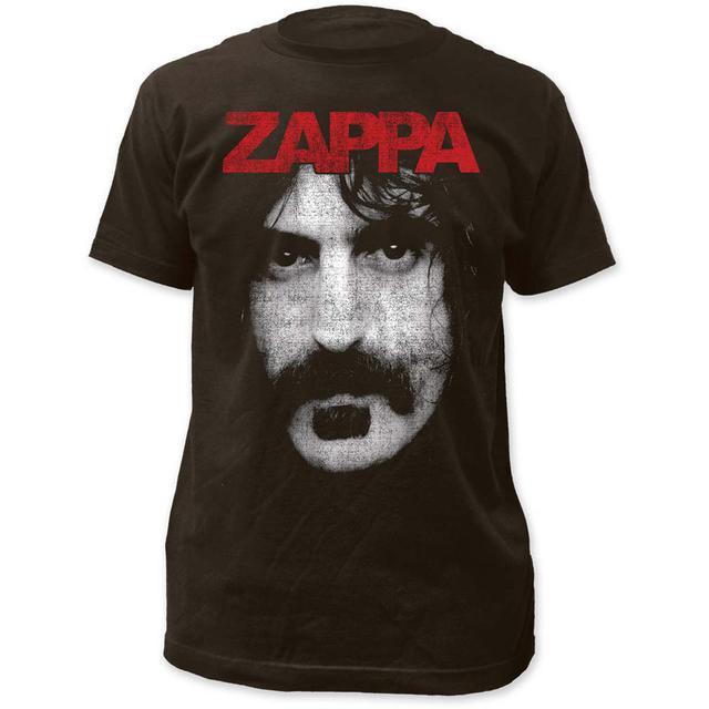 Frank Zappa T Shirt | Frank Zappa Zappa Fitted T-Shirt