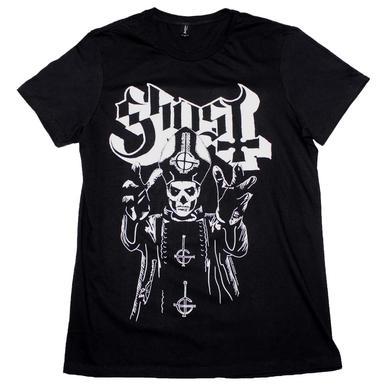 Ghost T Shirt | Ghost Papa Wrath T-Shirt