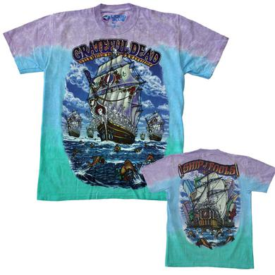 Grateful Dead T Shirt | Grateful Dead Ship of Fools T-Shirt