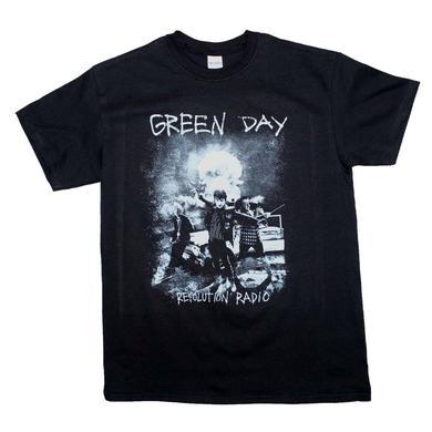Green Day T Shirt   Green Day Nuke T-Shirt