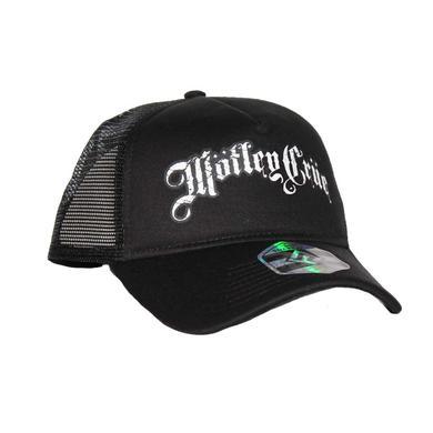 Motley Crue Logo Trucker Hat