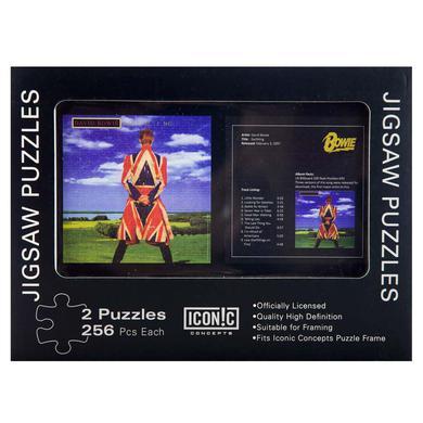 David Bowie Puzzle Set