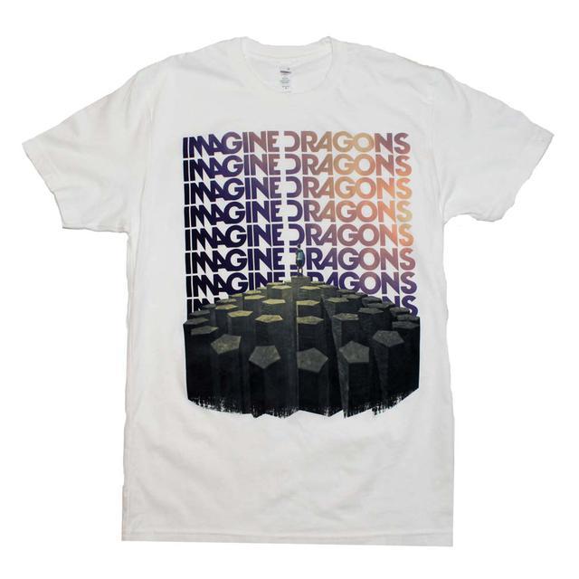 7cde6d75ec9 Imagine Dragons T Shirt