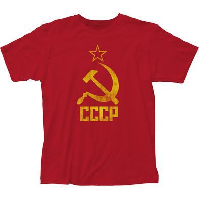 T Shirt | Impact Originals Hammer and Sickle T-Shirt
