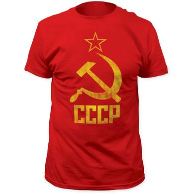 Impact Originals T Shirt | Impact Originals Hammer and Sickle T-Shirt