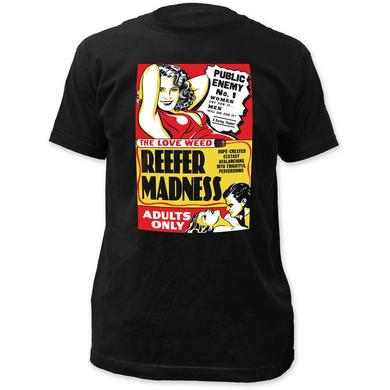 Impact Originals T Shirt | Impact Originals Reefer Madness Fitted T-Shirt