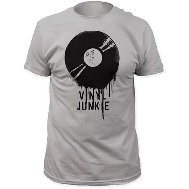 Impact Originals T Shirt | Impact Originals Vinyl Junkie T-Shirt