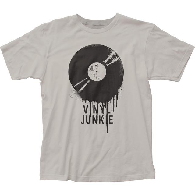 T Shirt | Impact Originals Vinyl Junkie T-Shirt