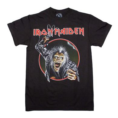 Iron Maiden T Shirt | Iron Maiden Eddie Hook T-Shirt