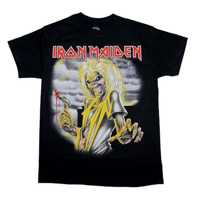 Iron Maiden T Shirt | Iron Maiden Killers T-Shirt