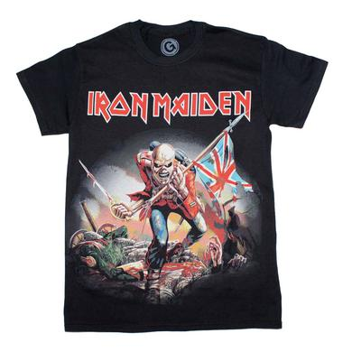 Iron Maiden T Shirt | Iron Maiden the Trooper T-Shirt