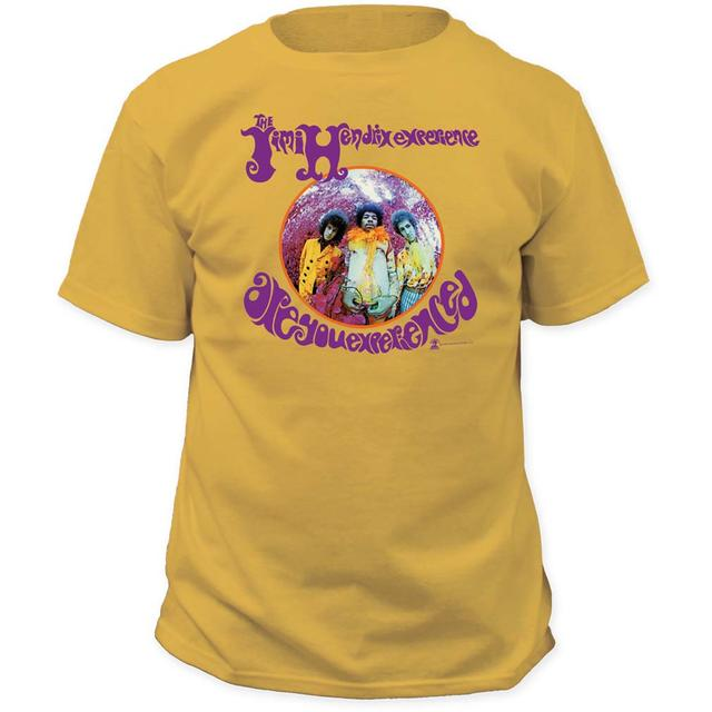 Jimi Hendrix T Shirt | Jimi Hendrix Are You Experienced? T-Shirt