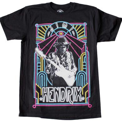 Jimi Hendrix T Shirt | Jimi Hendrix Authentic Electric T-Shirt