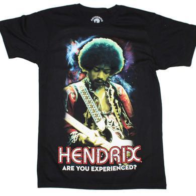 Jimi Hendrix T Shirt | Jimi Hendrix Experience Galaxy T-Shirt